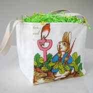 peter rabbit basket