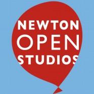 newton open studios! open what?